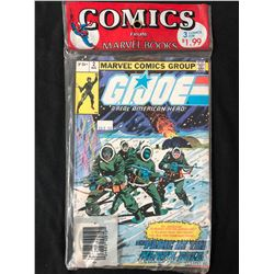 G.I JOE #2 (MARVEL COMICS)