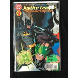 JUSTICE LEAGUE #1-3 (DC COMICS)
