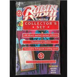 ROBIN HOOD II COLLECTOR'S SET #1 (DC COMICS)