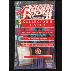 ROBIN HOOD II COLLECTOR'S SET #1 (DC COMICS)