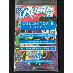 ROBIN HOOD II COLLECTOR'S SET #2 (DC COMICS)