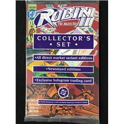 ROBIN HOOD II COLLECTOR'S SET #3 (DC COMICS)