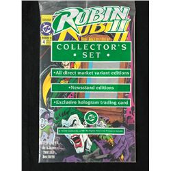ROBIN HOOD II COLLECTOR'S SET #4 (DC COMICS)