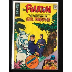 The Phantom and The Adventures of Girl Phantom R06 (1973) King Comics