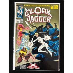 CLOAK & DAGGER #1 (MARVEL COMICS)