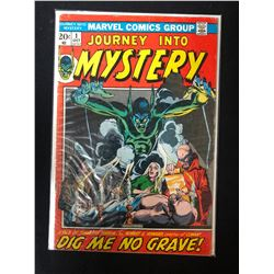 JOURNEY INTO MYSTERY #1 (MARVEL COMICS)