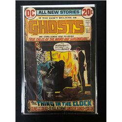GHOSTS #8 (DC COMICS)