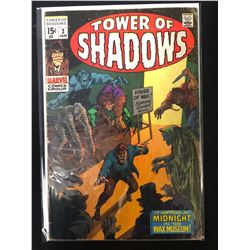 TOWER OF SHADOWS #3 (MARVEL COMICS)