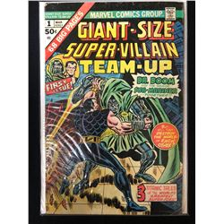 SUPER-VILLAIN TEAM UP #1 (MARVEL COMICS) *GIANT SIZE*