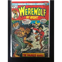 WEREWOLF BY NIGHT #4 (MARVEL COMICS)