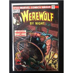 WEREWOLF BY NIGHT #16 (MARVEL COMICS)