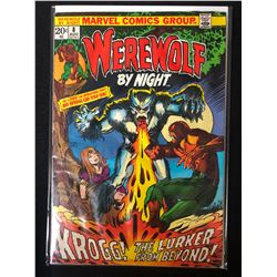 WEREWOLF BY NIGHT #8 (MARVEL COMICS)