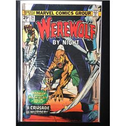 WEREWOLF BY NIGHT #26 (MARVEL COMICS)