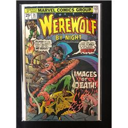 WEREWOLF BY NIGHT #36 (MARVEL COMICS)