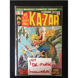 KA-ZAR #12 (MARVEL COMICS)