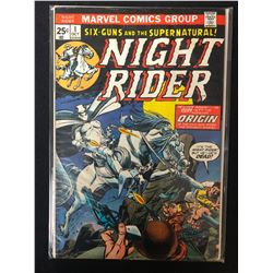 NIGHT RIDER #1 (MARVEL COMICS)