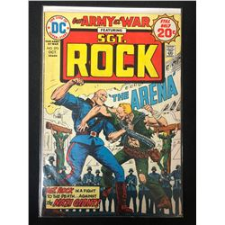 OUR ARMY AT WAR FEATURING SGT. ROCK #273 (DC COMICS)