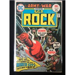 OUR ARMY AT WAR FEATURING SGT. ROCK #279 (DC COMICS)