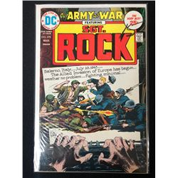 OUR ARMY AT WAR FEATURING SGT. ROCK #278 (DC COMICS)