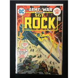 OUR ARMY AT WAR FEATURING SGT. ROCK #277 (DC COMICS)