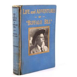 Life & Adventures of Buffalo Bill 1927 Edition