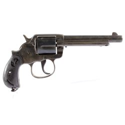 U.S Government Issue Colt 1878/1902 Revolver