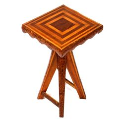 Thomas Molesworth Table from Hotel General Custer