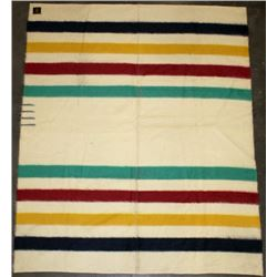 Original Witney Point Hudson Bay Company Blanket