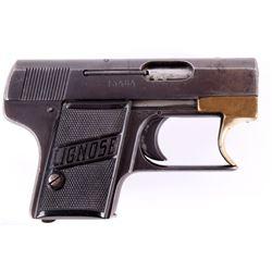 Lignose 2A Einhand Semi-Automatic .25 ACP Pistol