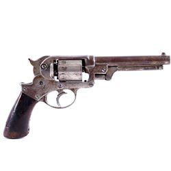 Starr Model 1858 D/A .44 Percussion Army Revolver