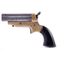 Sharps Model 2 Pepperbox Pistol c. 1859-1868 RARE