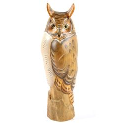 Big Sky Carvers Great Horned Owl Master's Edition