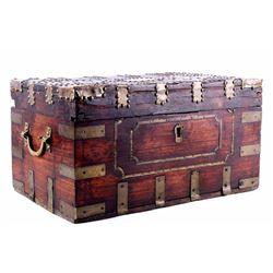 Frontiersman Hidden Compartment Traveling Box 1800