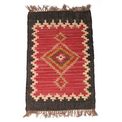 Early Small Chinle Navajo Rug