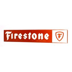 Mid 20th Century Firestone Tires Advertising Sign