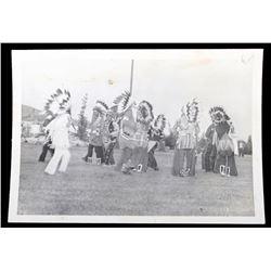 Blackfoot Tribal Leaders Missoula, MT 1920-1930's