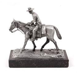 """Texas Ranger Trackin'"" by Philip Kraczkowski"