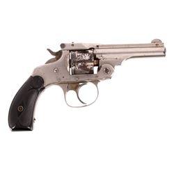 Smith & Wesson 4th Model .32 D/A Revolver Pre-1899