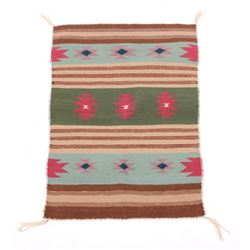 Navajo Native American Chinle Pattern Wool Rug