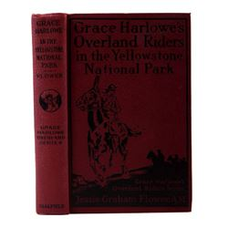 Grace Harlowe's Overland Riders by Flower, Jessie