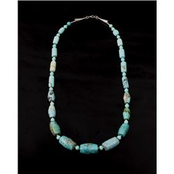 Navajo Native American Turquoise Necklace