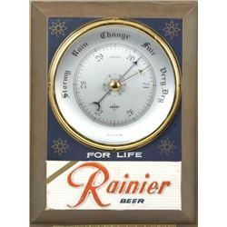 Rainier Beer Barometer