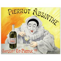 Pierrot Absinthe by RE Society
