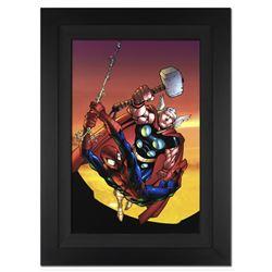 Marvel Age Spider-Man Team Up #4 by Stan Lee - Marvel Comics