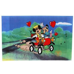 Nifty Nineties by The Walt Disney Company Limited Edition Serigraph
