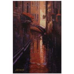 Evening Shadows - Venice by Behrens (1933-2014)