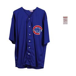 Chicago Cubs Bill Madlock Autographed Jersey