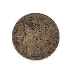 1884 Morgan Silver Dollar