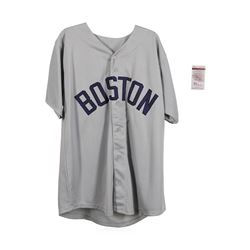 Boston Red Sox Jim Rice Autographed Jersey