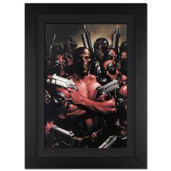 Deadpool #2 by Stan Lee - Marvel Comics
